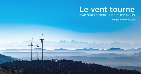 La place de l'éolien dans la Stratégie énergétique 2050